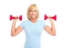 Gym & Fitness Royalty Free Stock Photo