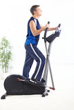 Gym & Fitness Royalty Free Stock Photography