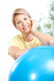 Gym & Fitness Stock Photography