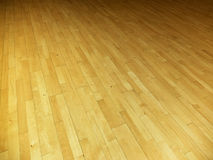 Gym floor background Royalty Free Stock Image