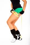 Gym girl Stock Photo