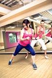 Gym girl Royalty Free Stock Image