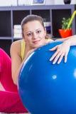 Gym girl Stock Photography