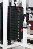 Gym image Stock Images
