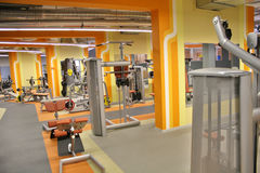 Free Gym Interior Stock Images - 1377274