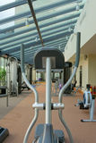 Gym interior Stock Photography