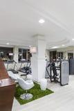Gym interior. Designed Royalty Free Stock Photo