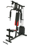 Gym machine. Isolated on white Stock Photography