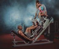 Gym Royalty Free Stock Photo