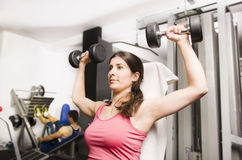 GyM People Stock Images