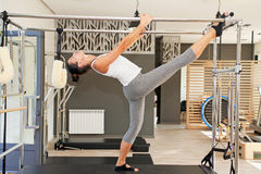 Gym for Pilates Stock Photography