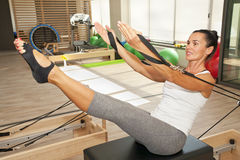 Gym for Pilates Royalty Free Stock Photo