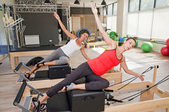 Gym for Pilates Royalty Free Stock Images