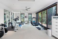 Gym privado Fotografia de Stock