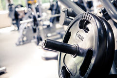 Gym room Stock Photos