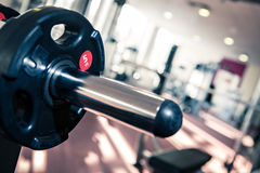 Gym room Royalty Free Stock Image