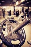 Gym room Royalty Free Stock Photo