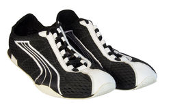 Gym shoes Stock Photo