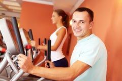 Gym szkolenie Obraz Royalty Free