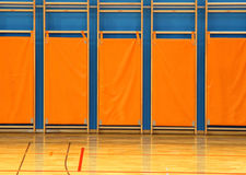 School gym utility Royalty Free Stock Photography