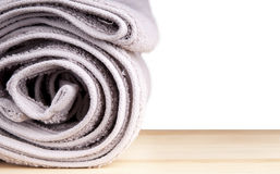 Gym Towel Stock Image