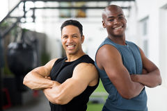 Gym Trainers Stock Photo