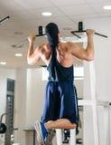 Gym training workout Stock Photos