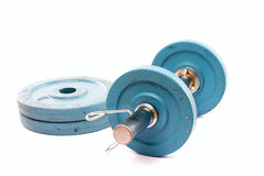 Gym Weight Royalty Free Stock Photo