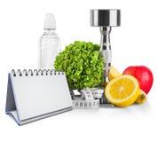Gym, workout, closeup Stock Images