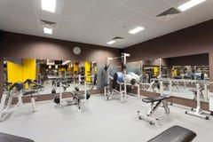 Gym wyposażenie Zdjęcia Royalty Free