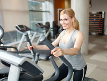 At the gym Royalty Free Stock Photography