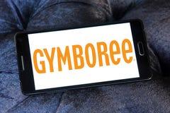 Gymboree detalisty logo Fotografia Royalty Free