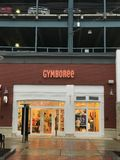 Gymboree, Legacy Place, Dedham, MA Royalty Free Stock Images