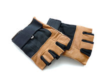 Gymgloves Images libres de droits