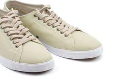Gymnase-chaussures Photos libres de droits