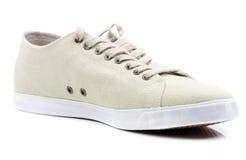 Gymnase-chaussures Photographie stock libre de droits