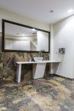 Gymnase et toilette de bien-être Photos stock