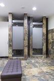 Gymnase et toilette de bien-être Photographie stock libre de droits