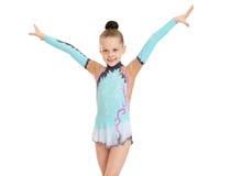 Gymnast κοριτσιών στοκ εικόνες