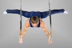 Gymnast Royalty Free Stock Images