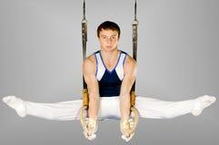 Gymnast fotos de stock
