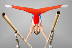 Gymnast Royalty Free Stock Photo