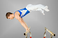 Gymnast Stock Photo