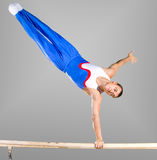Gymnast Royalty Free Stock Photos