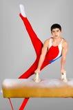 Gymnast immagini stock libere da diritti
