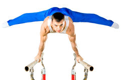 Gymnast Royalty Free Stock Photography