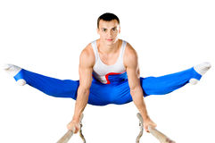 Gymnast Stock Photography