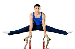 Gymnast immagini stock