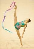 Gymnast Stock Image