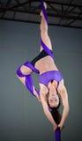 Gymnast Arkivbild